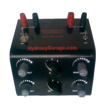DC Gated Pulse Generator - HHO PWM
